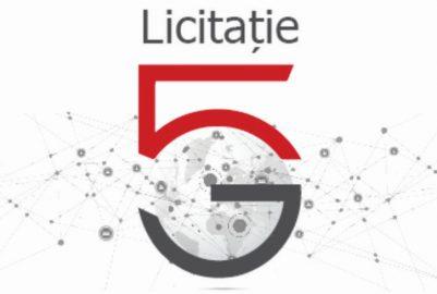 Licitația de spectru pentru implementarea 5G în România